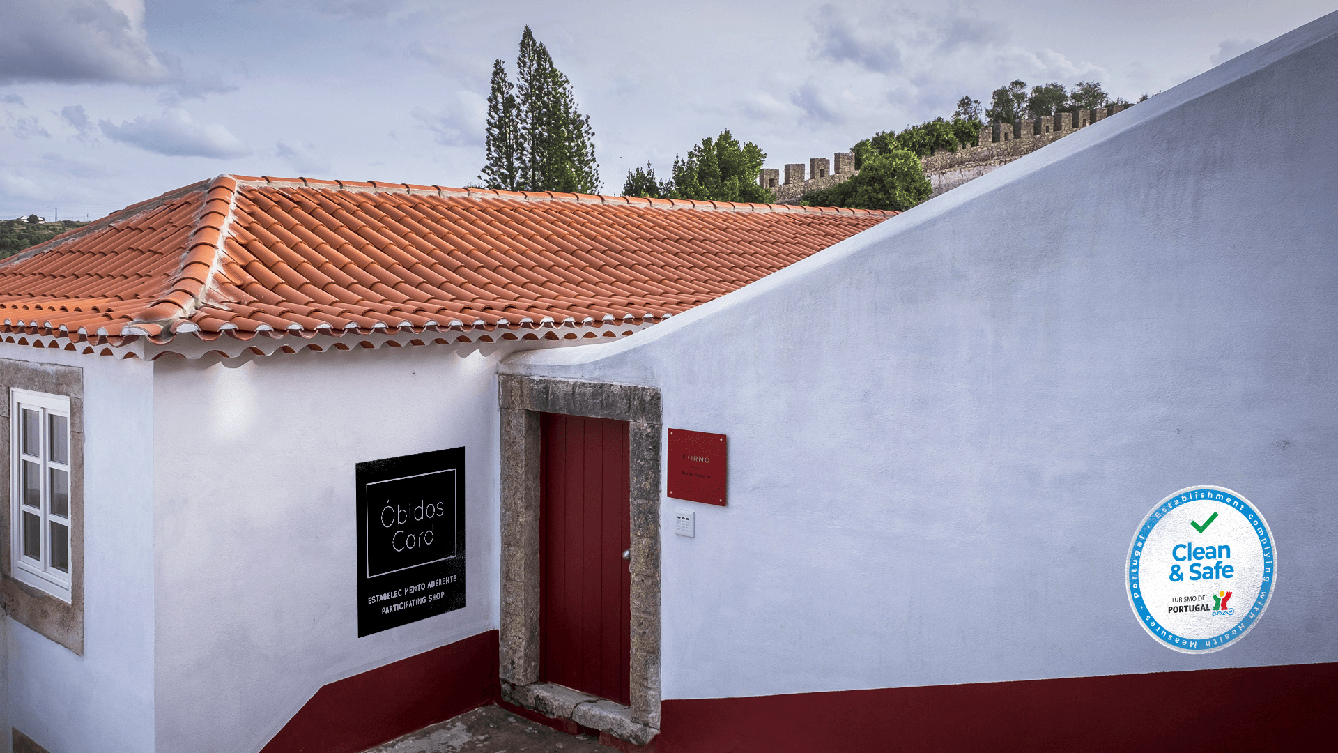 Your home in Óbidos